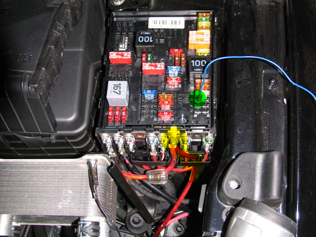 Jetta V Fuse Box Wiring Diagram 2000 2005 Vw Location